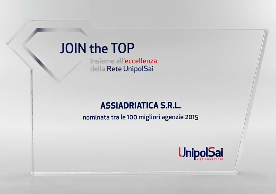 Assiadriatica Join The Top 2015