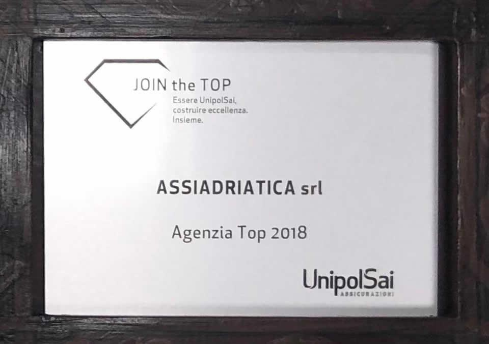 Assiadriatica Join The Top 2018